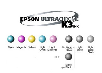 Technologie Ultrachrome K3 par Epson