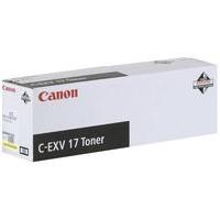 Toner Yellow Type CEXV17,