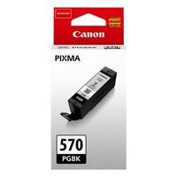 Cartouche 0372C001 pour CANON Pixma MG7751 Cartouche d'Encre Noire PGI570BK, 15 ml