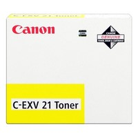 Toner Yellow Type CEXV21,
