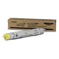 Toner 106R01216 pour XEROX Phaser 6360VDX Toner Yellow, 5 000 copies