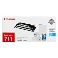 Toner 1659B002 pour CANON LBP 5360 Toner Cyan Type 711, 6 000 copies
