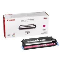 Toner 2576B002 pour CANON I-Sensys MF 8450 Toner Magenta Type 717, 4 000 copies