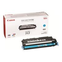 Toner 2577B002 pour CANON I-Sensys MF 8450 Toner Cyan Type 717, 4 000 copies