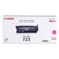 Toner 2642B002 pour CANON I-Sensys LBP 7750CDN Toner Magenta Type 723, 8 500 copies