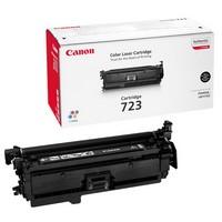Toner 2644B002 pour CANON I-Sensys LBP 7750CDN Toner Noir Type 723, 5 000 copies