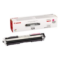 Toner 4368B002 pour CANON I-Sensys LBP 7010C Toner Magenta Type 729, 1 000 copies