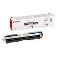 Toner 4369B002 pour CANON I-Sensys LBP 7010C Toner Cyan Type 729, 1 000 copies
