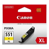 Cartouche d'Encre Yellow CLI551XLY,