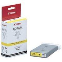 Cartouche 7340A001 pour CANON BIJ 2300 Cartouche d'Encre Yellow BCI1201Y, 3 400 copies
