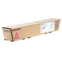 Toner 842081 pour RICOH Aficio MPC 305SP Toner Magenta, 4 000 copies
