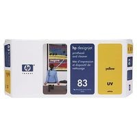 Tête Jaune UV n°83 + Kit de Nettoyage