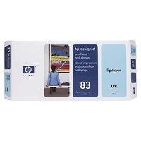 Tête Cyan Clair UV n°83 + Kit de Nettoyage