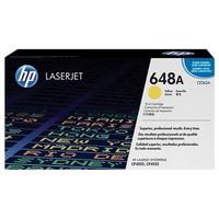 Toner CE262A pour HP Color Laserjet CP4525 Toner Yellow n°648A, 11 000 copies