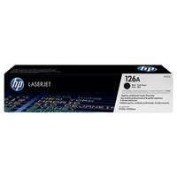 Toner CE310A pour HP Laserjet 100 MFP M175 A Toner Noir Type 126A, 1 200 copies