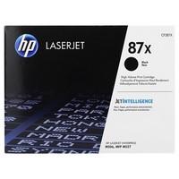 Toner CF287X pour HP Laserjet Entreprise M506DN Toner Noir 87X, 18 000 copies