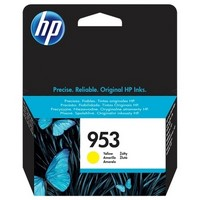 Cartouche F6U14AE pour HP Officejet Pro 8218 Cartouche d'Encre Yellow Vivera n°953, 700 copies / 10 ml