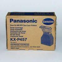 Toner KXP457 pour PANASONIC KXP 6100 Toner Noir, 2 000 copies