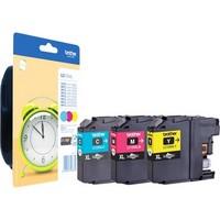 Pack de 3 Cartouches d'Encre XL:<br>1 Cyan XL<br>1 Magenta XL<br>1 Yellow XL,
