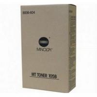 Toner MT105B pour KONICA MINOLTA DI 181 Toner Noir, 11 500 copies