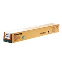 Toner MX51GTCA pour SHARP MX 5112 Toner Cyan, 18 000 copies