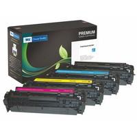 Pack de 4 Toners Premium:<br>1 Noir<br>1 Cyan<br>1 Magenta<br>1 Yellow,