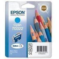 Cartouche d'Encre Cyan (Crayons),