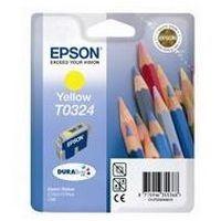 Cartouche d'Encre Yellow (Crayons),