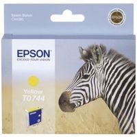 Cartouche d'Encre Yellow (Zebre),
