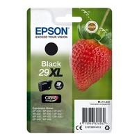 Cartouche T299140 pour EPSON Expression Home XP435 Cartouche d'Encre Noire XL (Fraise), 470 copies / 11,3 ml