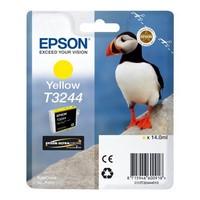 Cartouche T324440 pour EPSON SureColor SC P400 Cartouche d'Encre Yellow UltraChrome, 14 ml