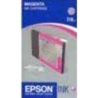 Cartouche T566300 pour EPSON Stylus Pro 9400 Cartouche d'Encre Pigment Magenta, 110 ml