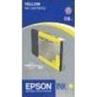 Cartouche T566400 pour EPSON Stylus Pro 9400 Cartouche d'Encre Pigment Jaune, 110 ml
