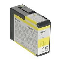 Cartouche d'Encre Yellow,