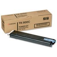 Toner TK800C pour KYOCERA MITA FS C8008N Toner Cyan