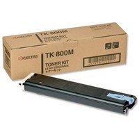 Toner TK800M pour KYOCERA MITA FS C8008 Toner Magenta
