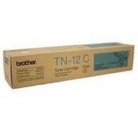 Toner TN12C pour BROTHER HL 4200 CN Toner Cyan, 6 000 copies