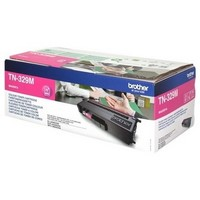 Toner TN329M pour BROTHER DCP L8450CDW Toner Magenta, 6 000 copies