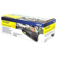 Toner TN329Y pour BROTHER DCP L8450CDW Toner Yellow, 6 000 copies