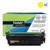 Toner Hp HP COLOR LASERJET ENTREPRISE FLOW M577C pas cher