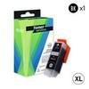 Equivalent Epson 26XL/T2621 Cartouche Noir C13T26214010 (Ours Polaire)