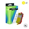 Equivalent HP 903XL Cartouche Jaune T6M11AE (H903XLY)