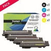 Toner laser générique 404S  Noir et couleurs (P4K480SNCMY)