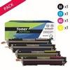 Toner laser générique 329  Noir et couleurs (P4KA1025NCMY)
