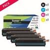 Toner laser générique 731  Noir et couleurs (P4KA251NCMY)