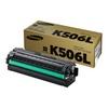 Toner laser Samsung 506S SU171A Noir