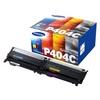 Toner laser Samsung CLT-P404C SU365A Noir et couleurs