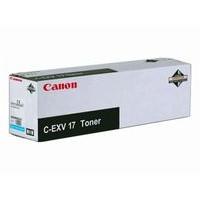 Toner Cyan Type CEXV17,