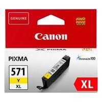 Cartouche d'Encre Yellow XL CLI571XLY,