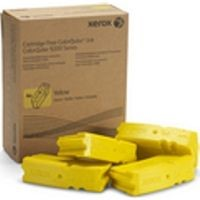 Pack de 4 batônnets d'Encre Yellow,